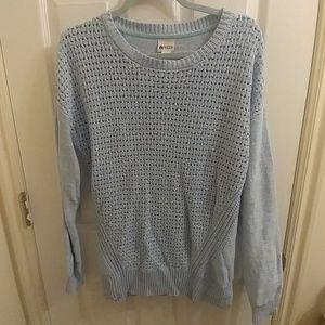 Stylus sweater